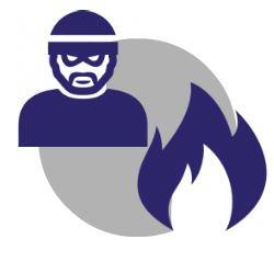 brandwerend en inbraakwerende kluis